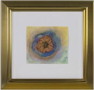 Sky Flower Reflection, 2002