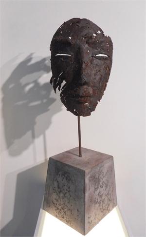Mask III, 2018