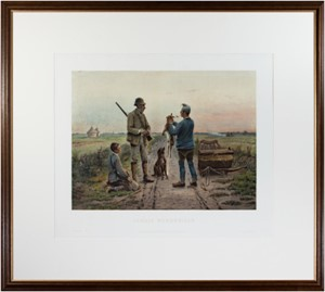Jamais Bredouille (Never Empty-handed), c. 1888