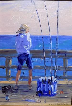 Mexico Beach Pier Fishing