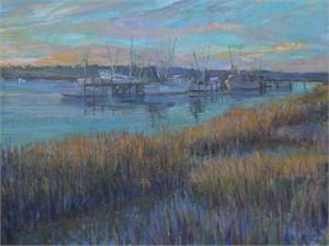 Boats at Port Royal