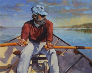 The Oarsman