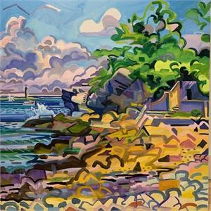 Cape Elizabeth Cubism