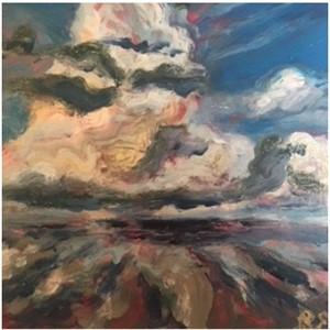 Petite Cloud V, 2017
