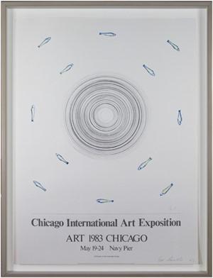 Chicago International Art Exhibition, 1983