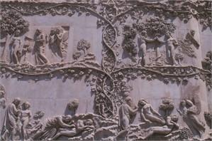 Adam & Eve, Duomo, Orvieto, Italy, 2005