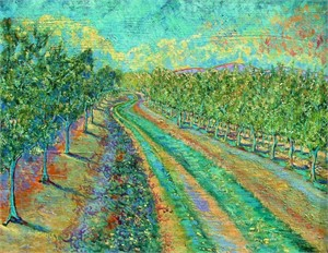 Apple Orchard II