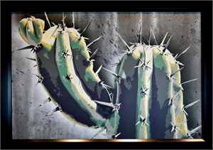 Cactus Makes Perfect (SOLD)