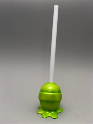 The Sweet Life, small, lime Lollipop, 2019