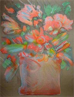 Untitled (Flowers In Vase), 1980