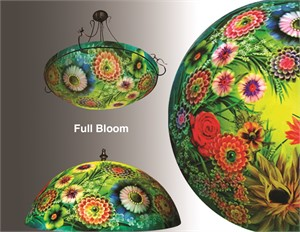 "Display Full Bloom 36"" Ring - S"