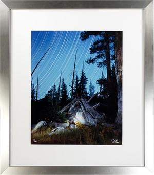 The Spirit of John Muir with Star Trails,Yosemite (27/250), 2001
