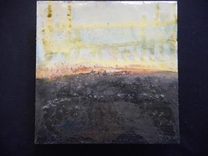 Small Metal Tile #94, 2020