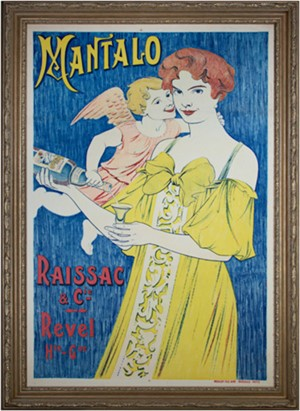 Mantalo, 1901