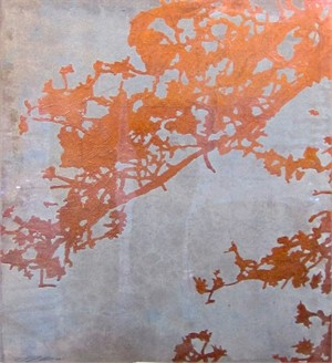 Disappearing Long Leaf - SOLD, 2013
