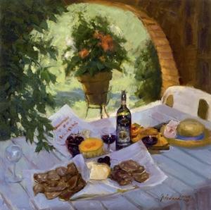 Tuscan Treats by Howard Friedland, OPAM
