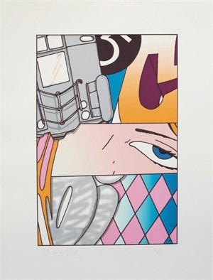 Untitled (Train) (11/25), 2001
