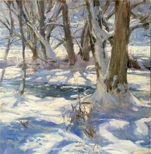 Creek Side in December