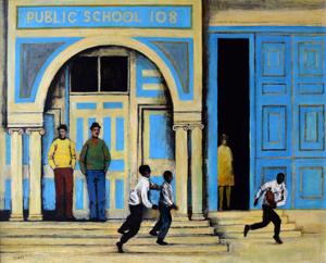 Public School 108, Brooklyn, New York, c. 1965