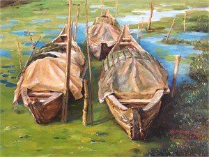 Chinese Boats 13