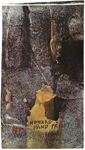 Howard's Hand Print, c.1980