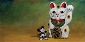 The Art of Cat and Mouse, 2016