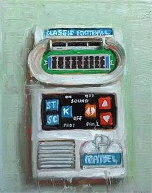 Mattel's Classic Football