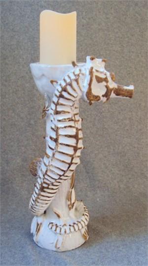 Seahorse Candlesticks