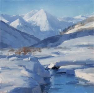 Winter in Slate