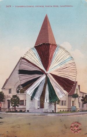 Santa Cruz Church, 2019