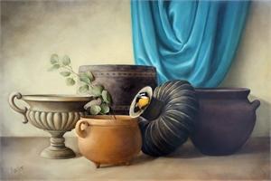 Ollas de Barro by Jane Hartley