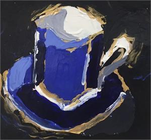 Colbalt Teacups II