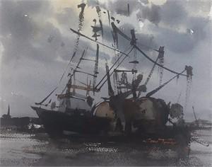 Aged Trawler, 2017