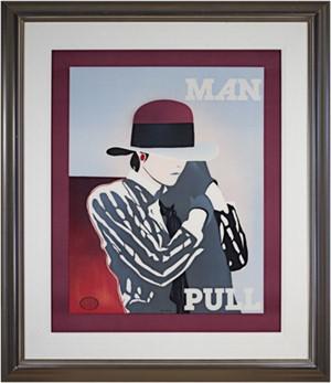 Man Pull, c.1930