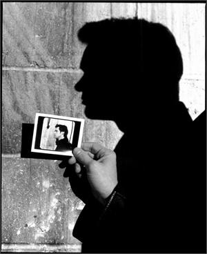 98012 Jim Carrey Polaroid BW, 1998