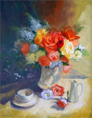 Tea And Roses, 2017