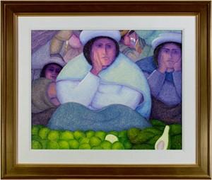 Limones y Paltas (Lemons & Avocado Lady), 2008