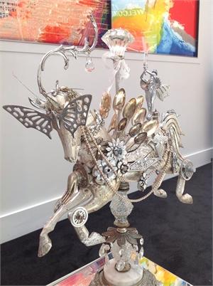 """""""Silver Cuchara"""", 2019"""