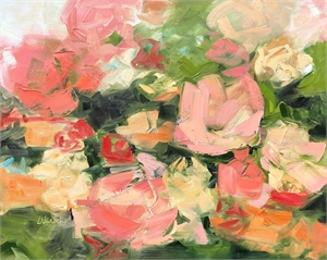 Pinks by Laura Varich