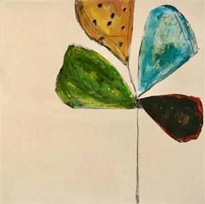 Fiddle Leaf No.2, 2020