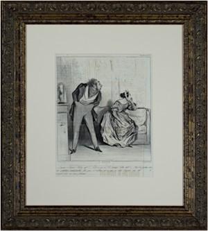 De Quoi! De Quoi! Votre Dot?, 1837