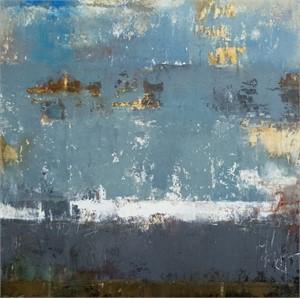 Atmosfera Blu II by Allison B. Cooke