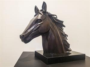 Cubist Horse II (1/9), 2019