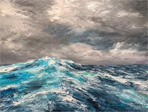 Caribbean Swells 1, 2019
