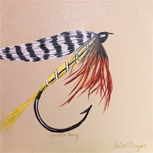 Cambell's Fancy Dry fly