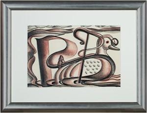 Petie (Duck) #300, 1955
