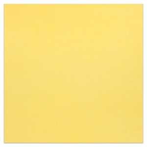 Yellow with White Lines, Vertical, Not Touching, 1970