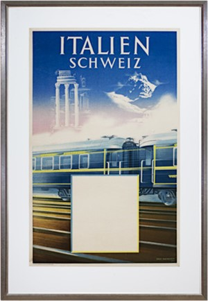 Italien Schweiz (Train), 1951