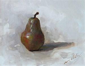 Pear I, 2017