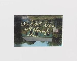 Through this